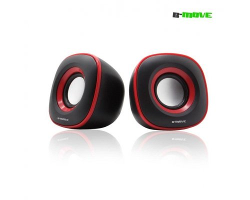 ALTAVOCES 2.0 B-MOVE B-BLAST COLOR ROJO