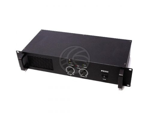 AMPLIFICADOR AUDIO 120W PD200 RACK