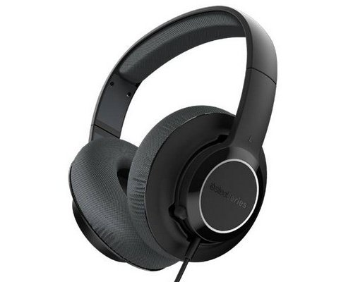 AURICULAR + MICRO STEELSERIES SIBERIA P100 (PS4)