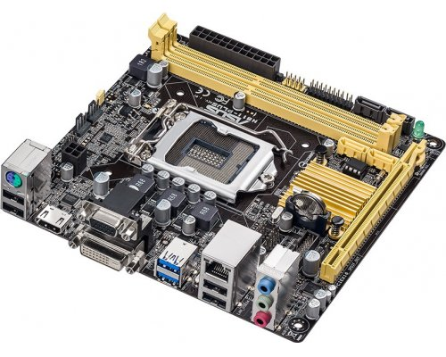 PLACA BASE s1150 ASUS H81I-PLUS mITX