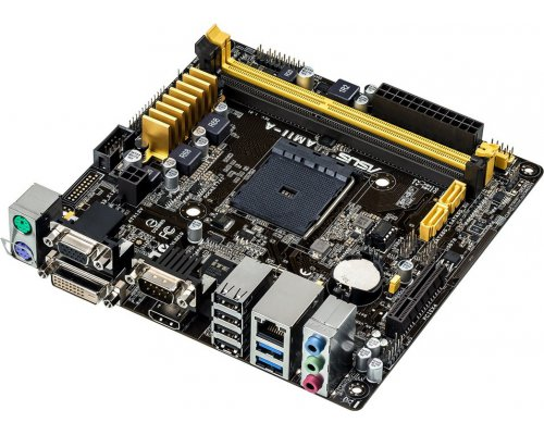 PLACA BASE AM1 ASUS AM1I-A mITX