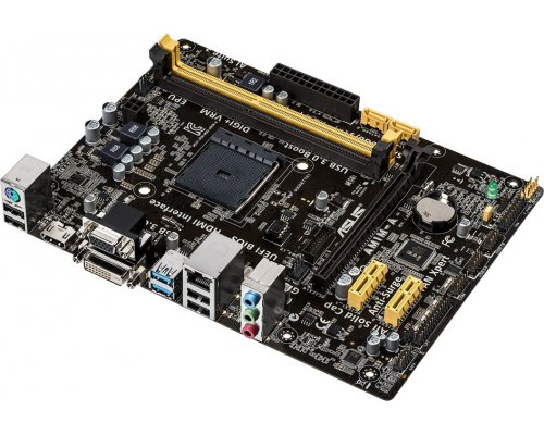 PLACA BASE AM1 ASUS AM1M-A mATX