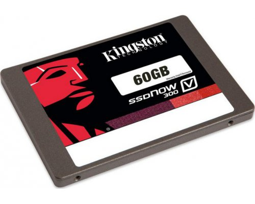 "SSD 60GB 2.5"" KINGSTON SSDNOW V300 SATA3"