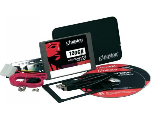 "SSD 120GB 2.5"" KINGSTON SSDNOW V300 DESKTOP UPGRADE KIT"