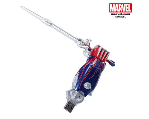 PENDRIVE 8GB TRANSFORMERS BRAZO DERECHO DE OPTIMUS PRIME