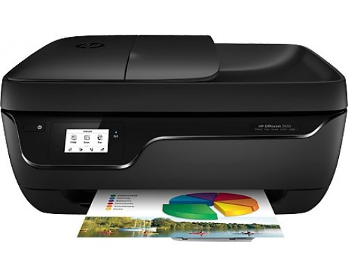 IMPRESORA MULTIFUNCIÓN HP OFFICEJET 3830 ALL-IN-ONE WIFI FAX