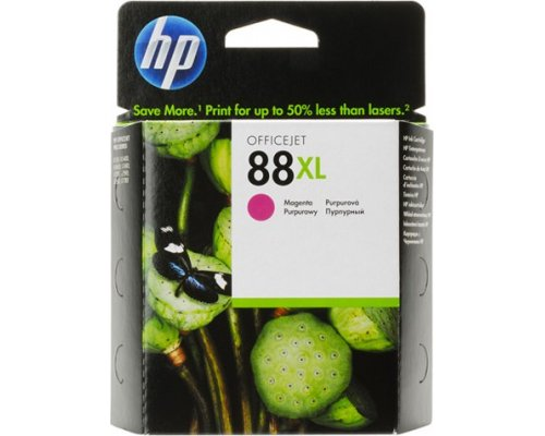 CARTUCHO ORIGINAL HP 88XL MAGENTA (C9392AE)