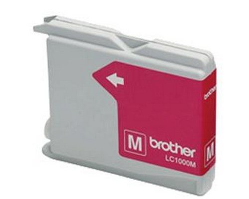 CARTUCHO COMPATIBLE BROTHER LC1000M/LC970M MAGENTA