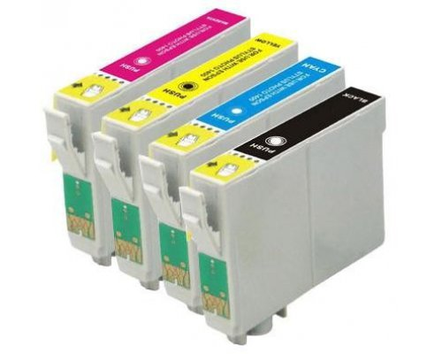 CARTUCHO COMPATIBLE EPSON 18XL CIAN
