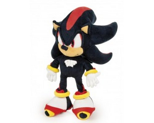 PELUCHE SHADOW (SONIC THE HEDGEHOG) 30cm
