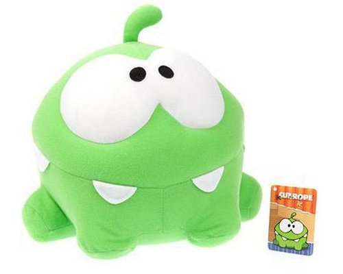 PELUCHE ON NOM (CUT THE ROPE) 17cm