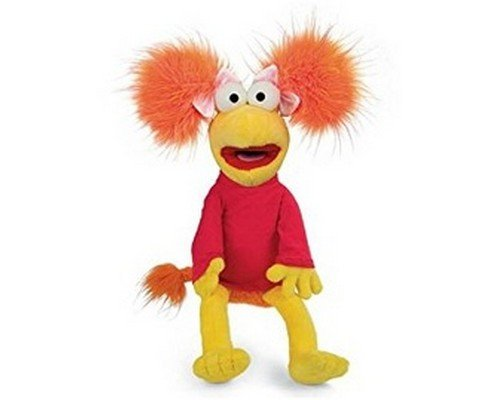 PELUCHE FRAGGLE ROCK ROSI 24cms