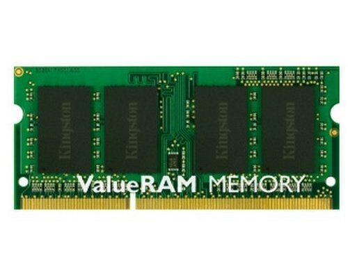 MEMORIA RAM SODIMM DDR3 1600 KINGSTON 4GB KVR16S11S8/4