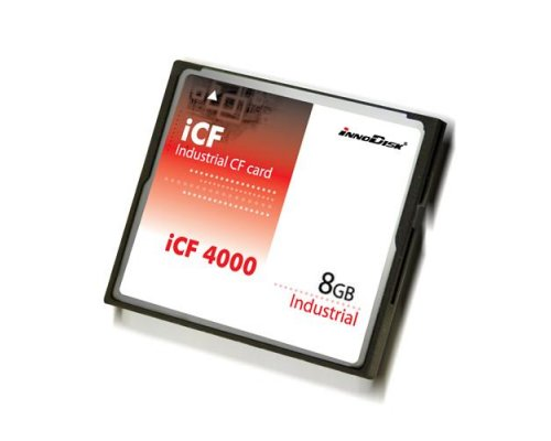 MEMORIA COMPACT FLASH INDUSTRIAL 8GB INNODISK ICF 4000
