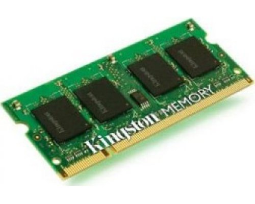 MEMORIA RAM SODIMM DDR3 1333 KINGSTON 4GB KVR13S9S8/4