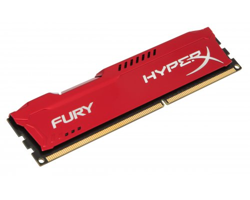 MEMORIA RAM DDR3 1866 KINGSTON HYPERX FURY RED 4GB