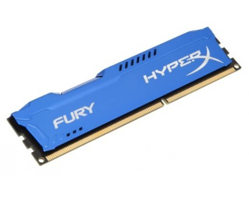 MEMORIA RAM DDR3 1333 KINGSTON HYPERX FURY BLUE 4GB