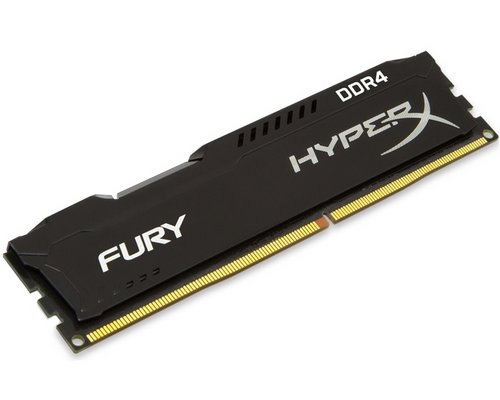 MEMORIA DDR4 2133 KINGSTON HYPERX FURY 4GB