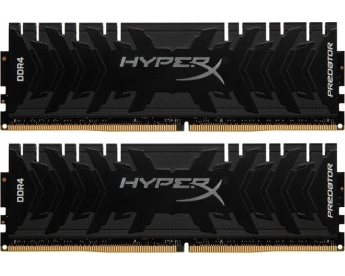 MEMORIA DDR4 3000 KINGSTON HYPERX PREDATOR 2x8GB