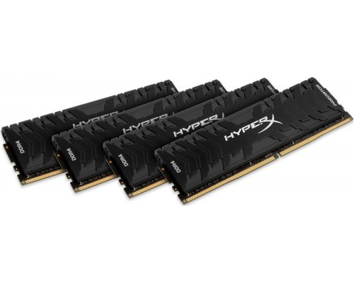 MEMORIA DDR4 3200 KINGSTON HYPERX PREDATOR 4x4GB