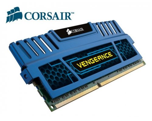 MEMORIA RAM DDR3 1600 CORSAIR VENGEANCE BLUE EDITION 4GB