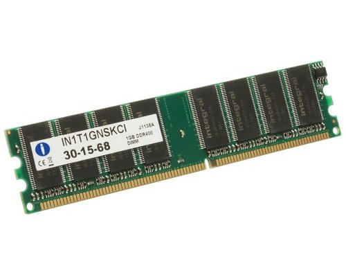 MEMORIA RAM DDR 400 INTEGRAL 1GB