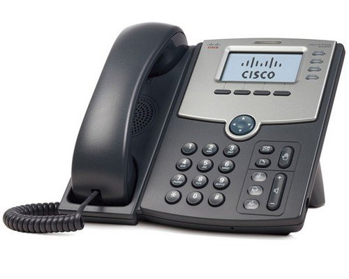 TELÉFONO VOZ IP CISCO SMALL BUSINESS PRO SPA 504G