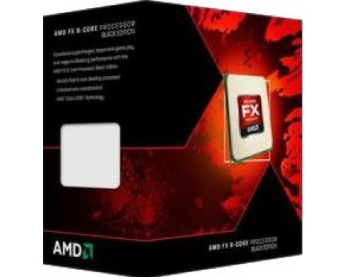 PROCESADOR AMD FX6350 X6 3.9GHz (BOX) AM3+