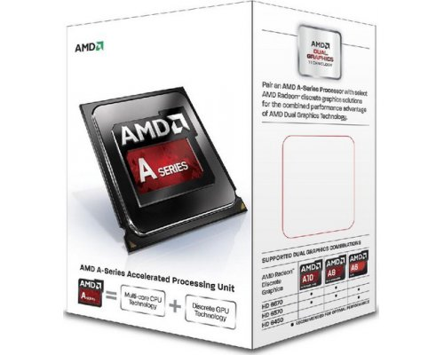 PROCESADOR AMD A6 X2 6420K 4Ghz HD8470D (BOX) FM2