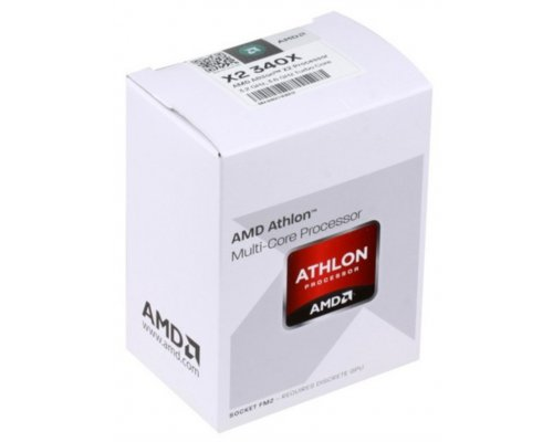 PROCESADOR AMD ATHLON X2 340X (BOX) FM2