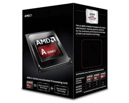 PROCESADOR AMD X2 A6-7400K BLACK ED. 3.8Ghz R5 (BOX) FM2+
