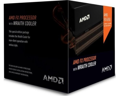 PROCESADOR AMD FX6350 X6 3.9GHz AM3+ WRAITH COOLER