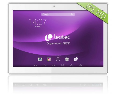 "TABLET 10.1"" LEOTEC SUPERNOVA QI32 2GB/32GB ANDROID6.0"