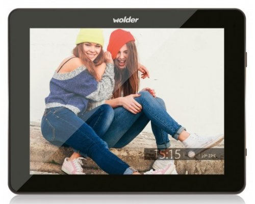 "TABLET 9.7"" WOLDER MITAB ADVANCE 2GB/32GB ANDROID4.4"