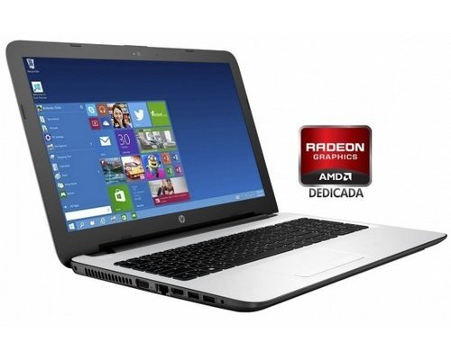 PORTATIL HP 15-AY022NS i5-6200U 8GB 500GB R5 M430-2GB W10