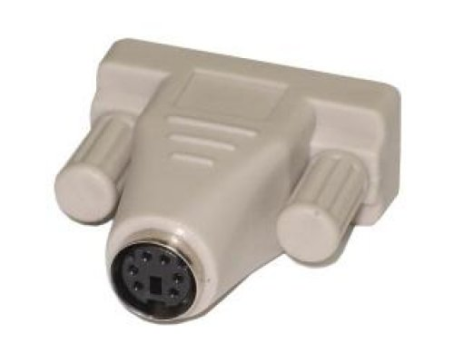 ADAPTADOR SERIE PS2 (MINIDIN6H-DB9H)