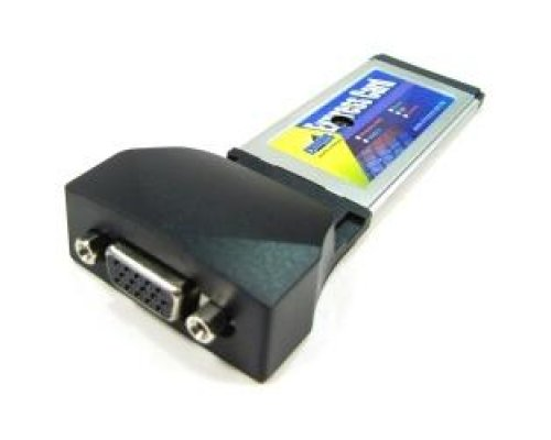 EXPRESSCARD SERIE RS-422/485 (2-PORT) TIPO PCIE