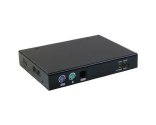 EXTENSOR KVM RACK 1U UNICLASS PRIMA DE IP PS2 USB VGA 1KVM A