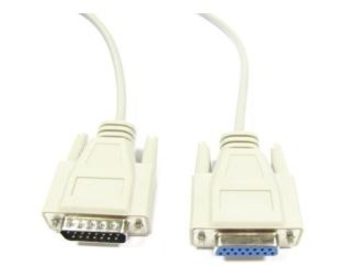 CABLE 15-PIN (DB15-M/H) 1.8M
