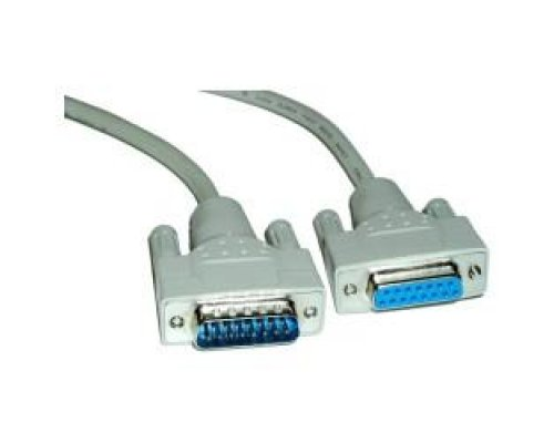 CABLE 15-PIN (DB15-M/H) 5M