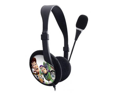AURICULARES + MICRO TOY STORY