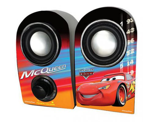 ALTAVOCES 2.0 USB JACK 3.5 MM. CARS