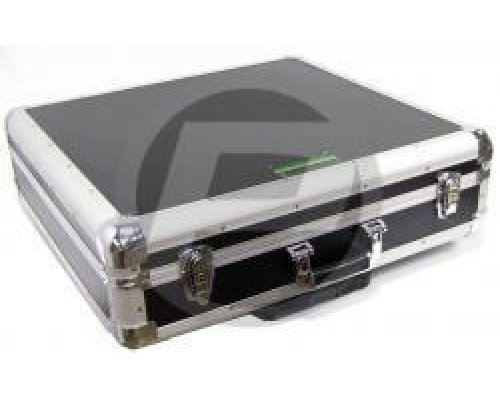MALETA DJ PARA 200 CD CON TROLLEY DE RACKMATIC