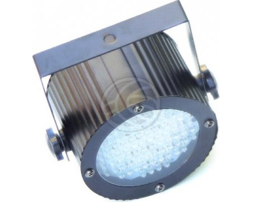 FOCO PAR36 DE 86 LED DE 5MM NEGRO