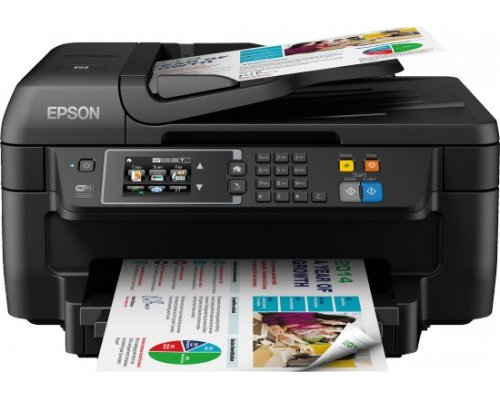 IMPRESORA MULTIFUNCIÓN EPSON WORKFORCE WF-2660DWF WIFI FAX