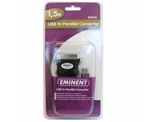 EWENT EW1118 CABLE USB A PARALELO