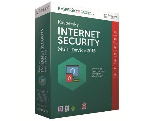 KASPERSKY INT.SECURITY MULTI-DEVICE 2016 1L/1A