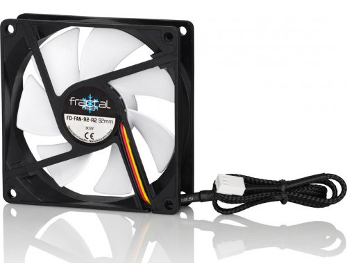 VENTILADOR 92mm FRACTALDESIGN SILENT SERIES R2