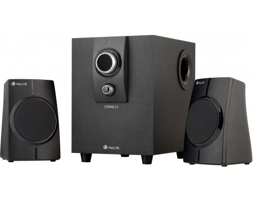 ALTAVOCES 2.1 NGS STRING BLACK