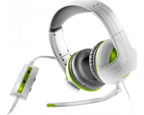 AURICULARES + MICRO THRUSTMASTER Y-250X XBOX360